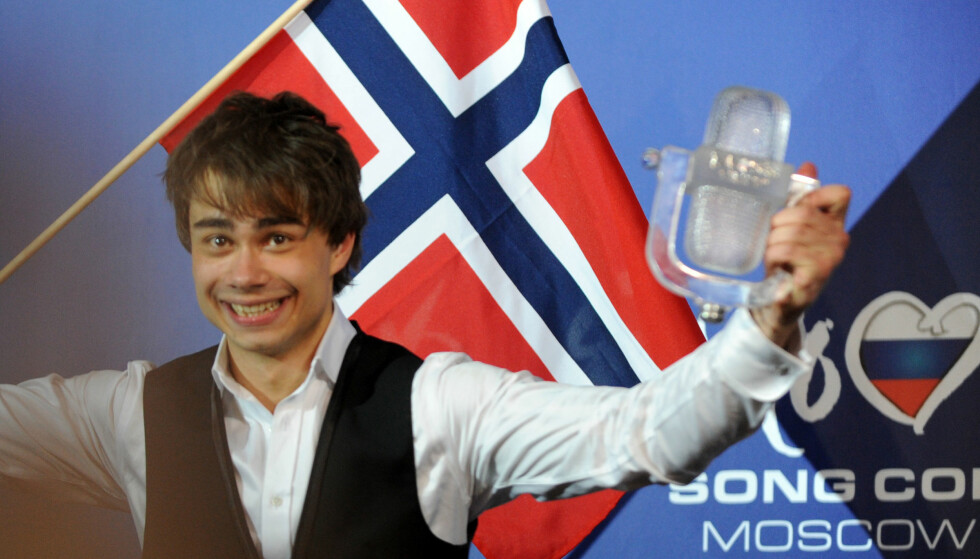 TIDENES SEIER: Det var i 2009 at felespilleren fra Nesodden tok hele Europa med storm. Foto: NTB scanpix
