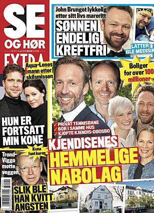 LES MER: Se og Hør Extra er i salg nå!