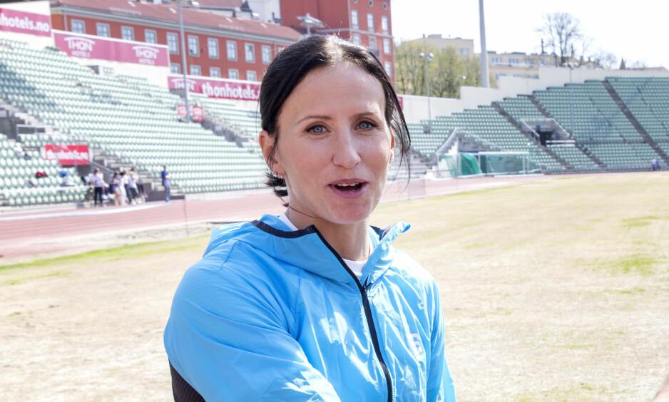 <strong>ELSKER SIN NYE HVERDAG:</strong> I et intervju med Dagbladet Magasinet forteller Marit Bjørgen (38) at karrierestoppet har gitt henne friheter som hun lenge har drømt om. Her avbildet forrige måned. Foto: NTB Scanpix