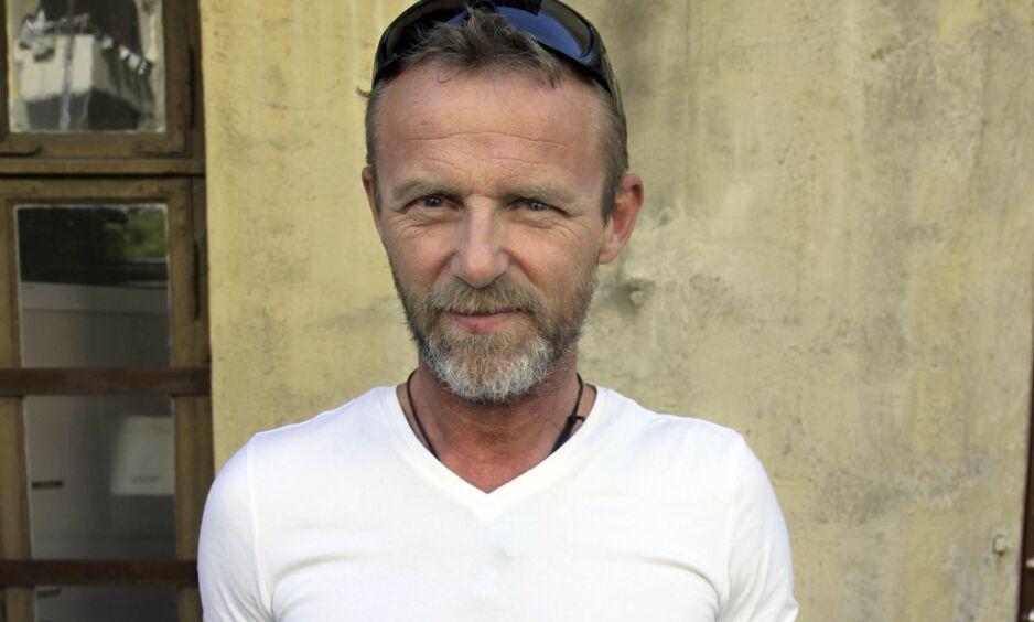 UTSKREVET: Tirsdag kom nyheten om at Jo Nesbø er utskrevet fra sykehuset. Foto: NTB Scanpix
