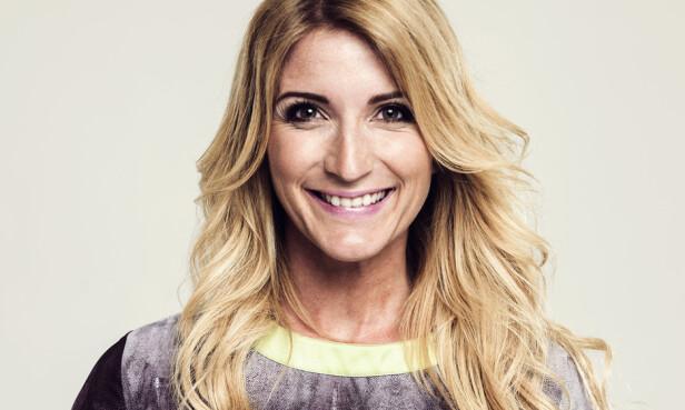 GUTTEJENTE: Programleder i «Boligjakten» Karianne Amlie følte seg heldig som fikk vokse opp som ei guttejente. Foto: TV3