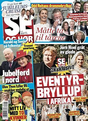 I SALG NÅ: Les mer i ukens Se og Hør!