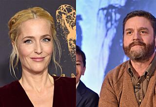 Hollywood-stjernene viser fram sitt første møte med Norge