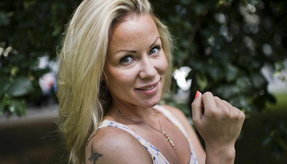 FORLOVET: Lene Alexandra Øien skal gifte seg. Frieriet skjedde i Miami, på romantisk tur med hennes utkårede. Foto: Håkon Eikesdal