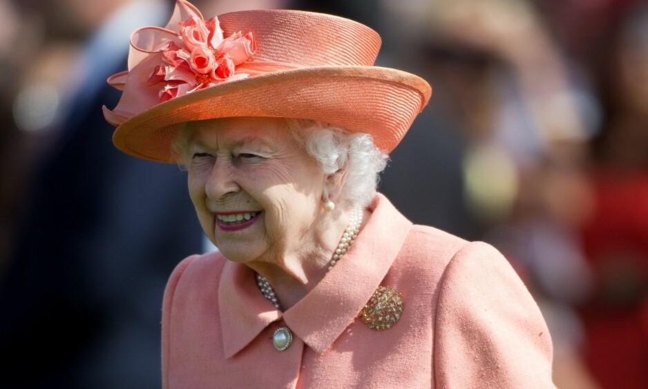 PLANLEGGER: Dronning Elizabeth og menneskene rundt henne vil være forberedt til dagen hun går bort. Foto: NTB Scanpix