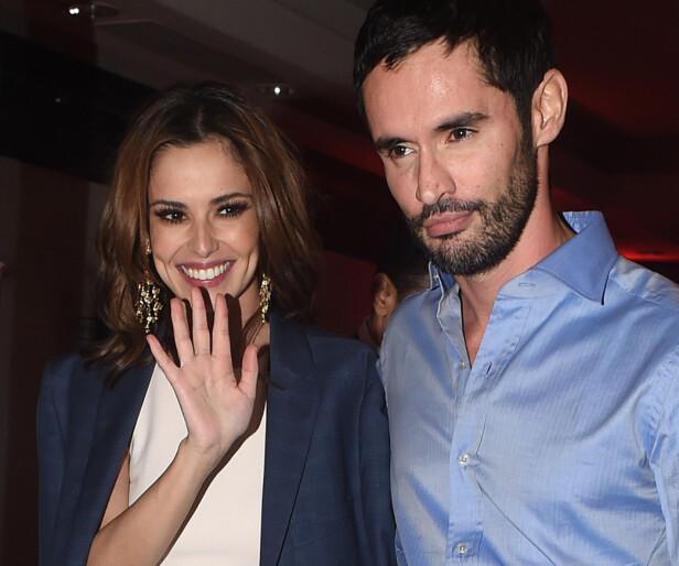 BITTERT BRUDD: Ekteskapet mellom Cheryl og franskmannen Jean-Bernard holdt bare i ett og et halvt år. Foto: NTB Scanpix