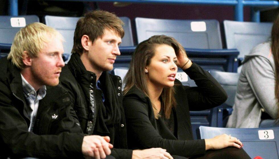 SAMMEN I SEKS ÅR: I 2013 ble Nora Mørk og Stefan Strandberg kjærester, men de travle toppidrettsutøverne har tilbragt mye av tiden med avstandsforhold. I høst i fjor ble det slutt. Foto: NTB Scanpix