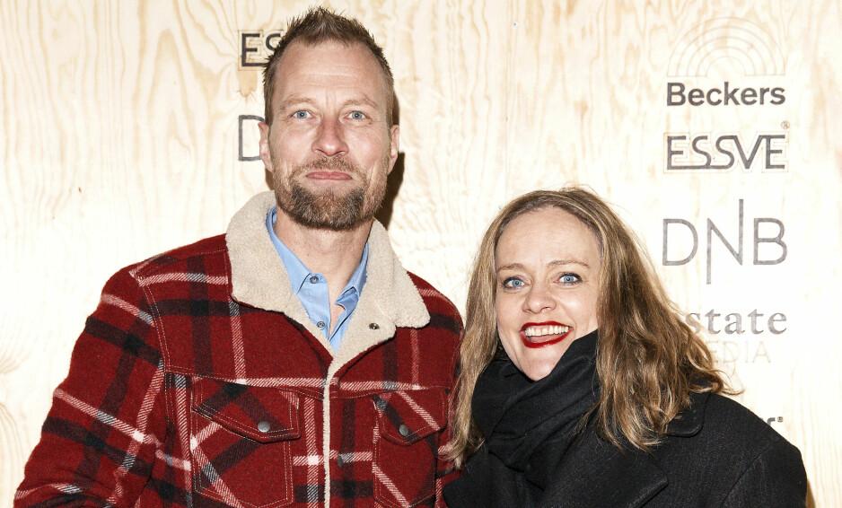 FLYTTER SAMMEN: I fjor høst ble det kjent at Henriette Steenstrup hadde fått nye kjæreste. Nå blir hun og Rune Assmann samboere. Foto: Andreas Fadum / Se og Hør
