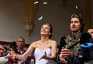 Brudd etter knappe tre års ekteskap