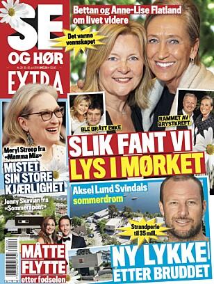 <strong>I SALG NÅ:</strong> Ukens utgave av Se og Hør Extra.