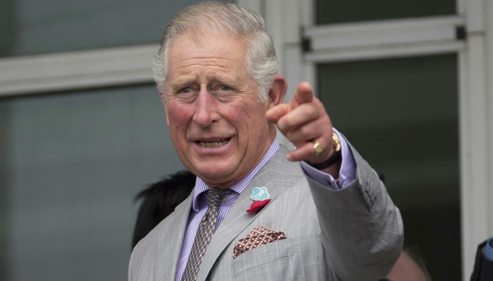OVERRASKER: I forbindelse med etterforskningen av en tidligere pedofilidømt biskop, som prins Charles i mange år hadde et nært forhold til, har han nå kommet med en sjelden uttalelse. Foto. NTB scanpix
