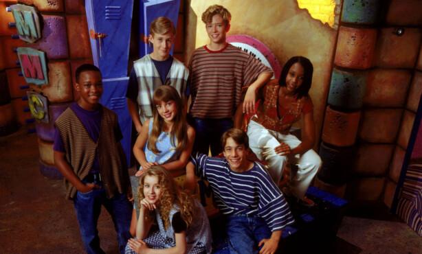 <strong>DISNEY-STJERNE:</strong> I 1989 ble Justin Timberlake kjent for omverdenen som en del av «The Mickey Mouse Club», sammen med blant andre Britney Spears og Christina Aguilera. Foto: Stella Pictures