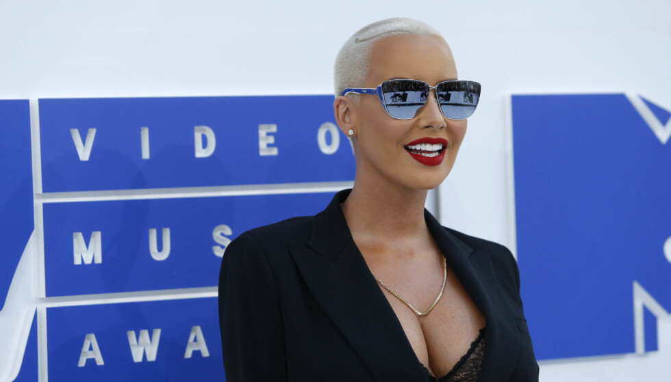 PODCAST: Det var i en podcastepisode at Amber Rose sa at Gwyneth Paltrow var Jay Z sin tidligere elsker. Foto: NTB Scanpix