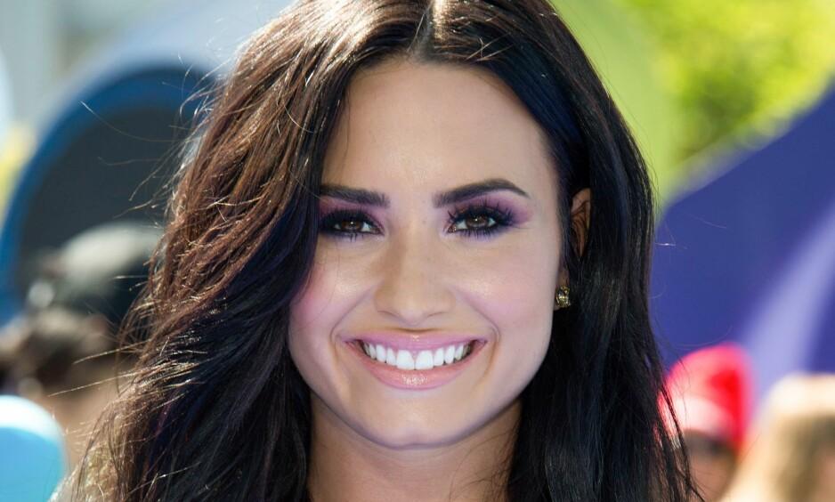 REHAB: Demi Lovato skal allerede lørdag ha blitt lagt inn på rehab. Foto: NTB Scanpix
