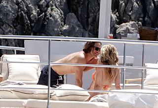 Hete feriedager på Capri