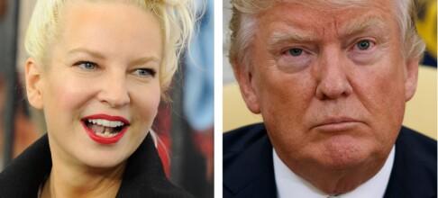 Fikk kroppslig reaksjon etter Trump-møte