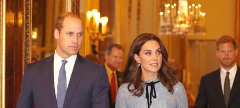 Derfor har Kate aldri håret oppsatt