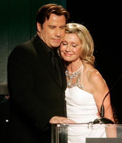 HOLDT KONTAKTEN: De to skuespillerne har hatt et nært vennskap de siste 40 årene. Her avbildet sammen i 2006. Foto: NTB scanpix