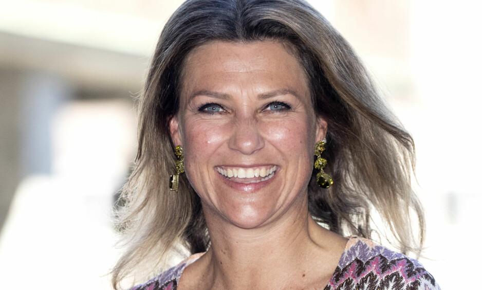 <strong>STJERNEMØTE:</strong> Prinsesse Märtha Louise var blant dem som fikk æren av å møte Barack Obama da han var i Oslo. Foto: Andreas Fadum