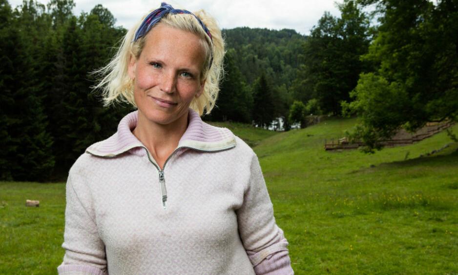 MOREN FIKK BRYSTKREFT: Ingeborg Myhre opplevde å miste faren til kreft, og nylig fikk moren brystkreft. Det beskriver hun som en grusom opplevelse. Foto: Alex Iversen / TV 2