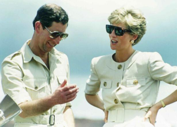 UTROSKAPSSKANDALEN: Prins Charles hadde en affære med hans nåværende kone, Camilla Parker Bowles, samtidig som han var i et ekteskap med prinsesse Diana. Foto: NTB scanpix