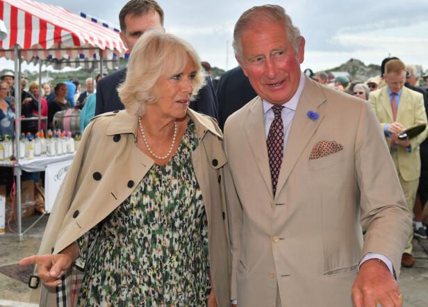 PLANLA KAMPANJE: Prins Charles hadde store planer om å få Camilla godkjent av kongefamilien. Foto: NTB scanpix