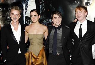 «Harry Potter»-stjernen avslører store pengeproblemer