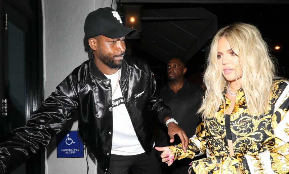 USTABILT: Forholdet mellom Khloé Kardashian og kjæresten Tristan Thompson skal være svært ustabilt hevder en kilde. Foto: NTB Scanpix