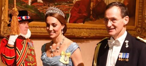Hertuginnens kjolevalg imponerer