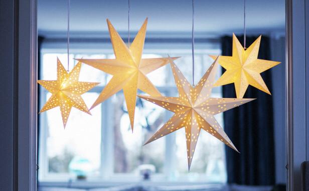 <strong>KLASSIKER:</strong> Hos Europris får du utallige valgmuligheter, og du finner garantert en julestjerne som passer deg.
