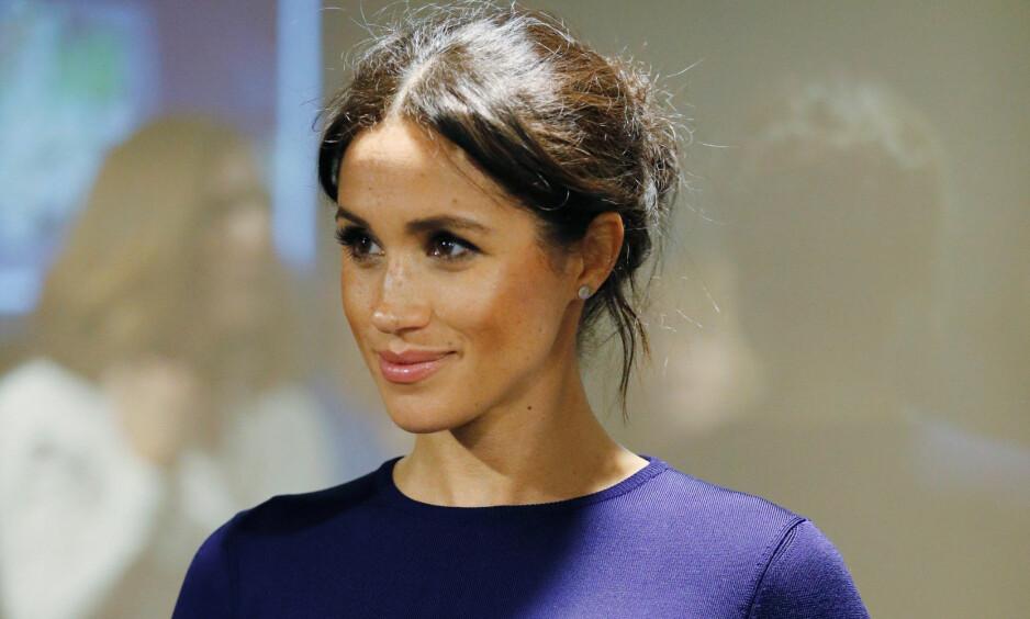 HEMMELIG KONTRAKT: En tidligere bekjent av hertuginne Meghan avslører oppsiktsvekkende detaljer til Daily Mail. Foto: NTB scanpix