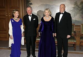 Fikk bursdagsinvitasjon av prins Charles