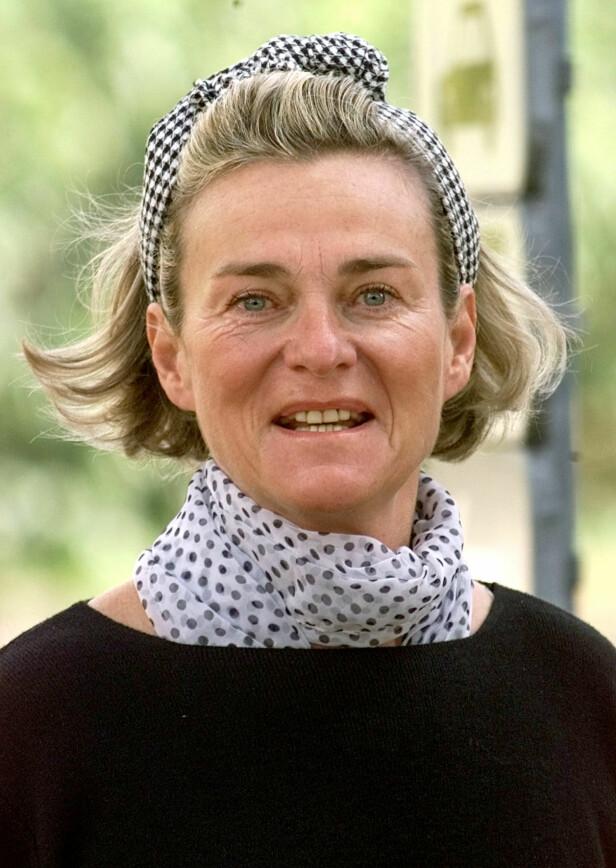 <strong>MOREN:</strong> Baronesse Sybille de Selys Longchamps og kong Albert II skal ha hatt en affære på 60-tallet. Hun er moren til Delphine Boël. Foto: NTB scanpix