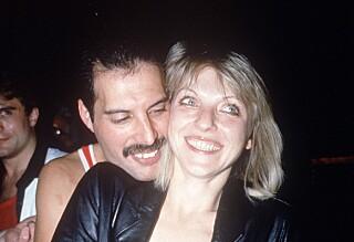 Dette er kvinnen som stjal Freddie Mercurys hjerte