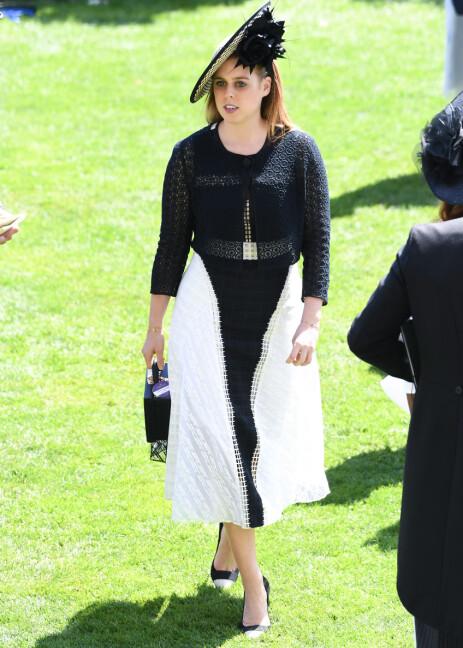 <strong>NESTE I REKKA?:</strong> Ifølge flere kilder skal det bare være snakk om tid før prinsesse Beatrice er forlovet. Foto: NTB scanpix