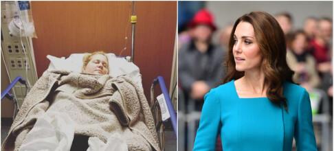 Sliter med samme lidelse som hertuginne Kate
