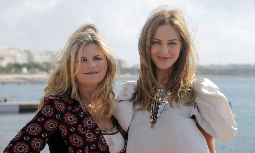 Trinny and Susannah to front The Great British Body for