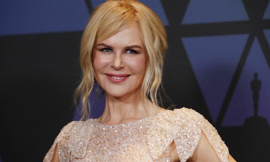 IKKE PÅ GJESTELISTA: Kidman har ikke fått noen invitasjon til sønnens forestående bryllup. Foto: NTB Scanpix