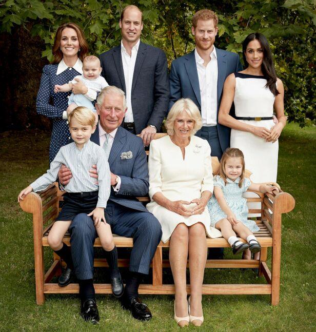 FULLVERDIG FAMILIEMEDLEM: Da hertuginne Meghan giftet seg med prins Harry i mai, ble hun et fullverdig medlem av den britiske kongefamilien. Nå viser det seg at det det ikke er bare bare. Foto: NTB Scanpix / AFP