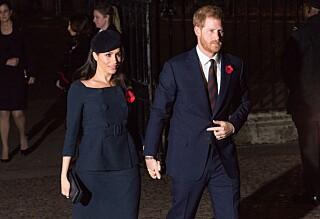 Meghans amerikanske statsborgerskap skaper problemer for kongefamilien