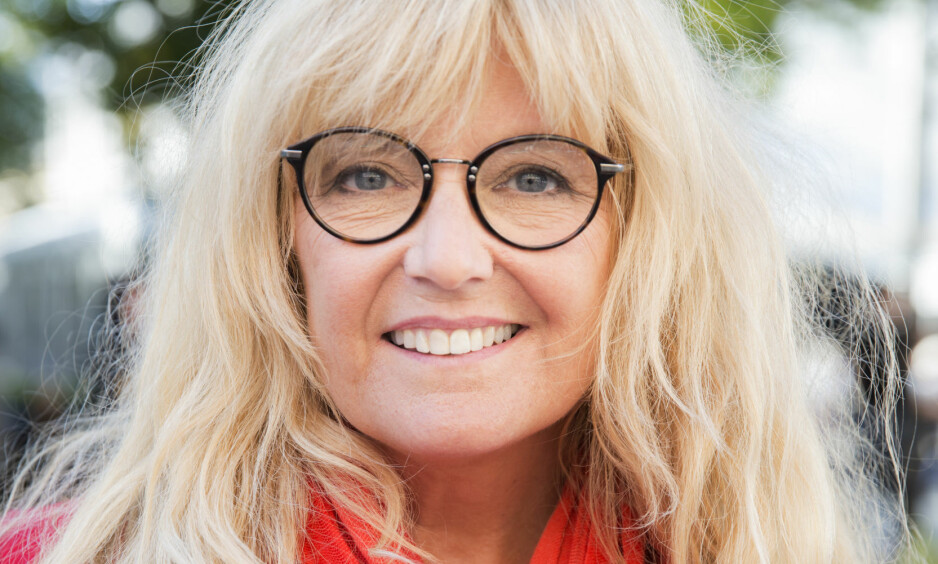 KLAR FOR COMEBACK: I disse dager er Hanne Krogh ivrig etter å komme i gang med julekonsertene sine. Det er derimot ikke en selvfølge at hun nå kan stille seg på scenen igjen. Foto: NTB Scanpix