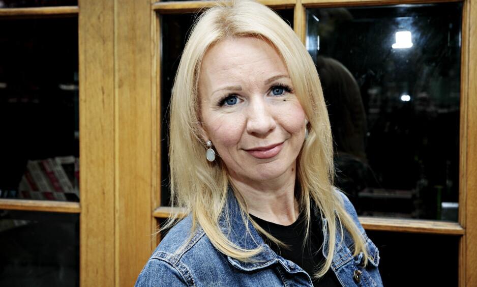 LEGGER NED BLOGGEN: Anne Brith Davidsen har besluttet å legge ned bloggen, det opplyste hun i fredagens sending av God Morgen Norge. Foto: Nina Hansen / Dagbladet