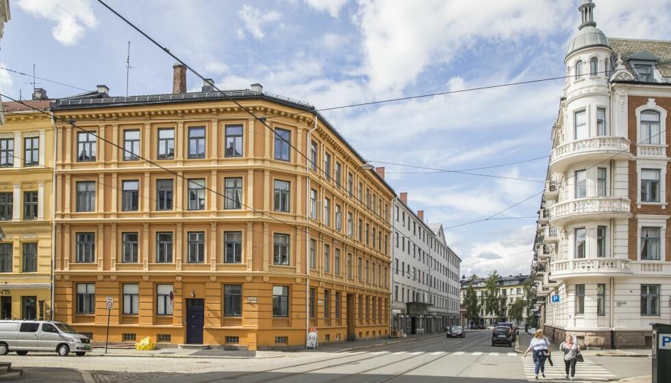 BESTE VEST: I fjor ble Tshawe Baqwa stolt eier av en stor leilighet på Frogner i Oslo. Foto: Espen Solli / Se og Hør