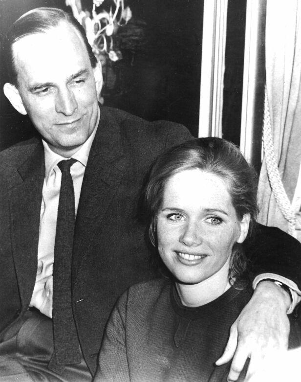 FIKK ETT BARN SAMMEN: Ingmar Bergman var en svensk teater- og filmregissør. Han gikk bort i 2007. Foto: NTB Scanpix