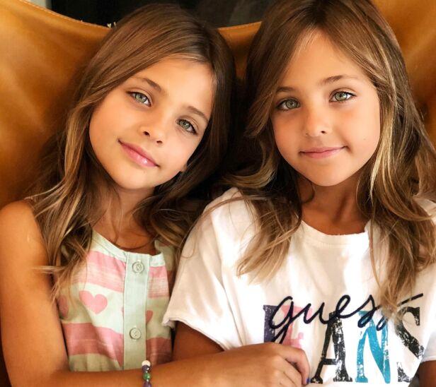 BESTEVENNER: Både tvillingene og moren legger ikke skjul på at det er viktig at de har hverandre - både privat og på jobb. Foto: Privat