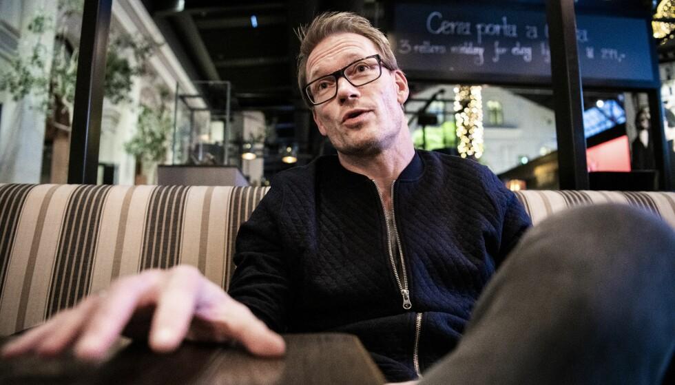 NÅDDE IKKE OPP: Tidligere fotballspiller Ole Martin Årst (44) måtte i kveld forlate NRKs realitysuksess som deltaker nummer to. Helst skulle han sett et annet utfall. Foto: Lars Eivind Bones / Dagbladet