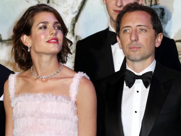 EKSER: Charlotte var sammen med skuespiller Gad Elmaleh fra 2012 til 2015, og de fikk sønnen Räphael sammen. Foto: NTB Scanpix