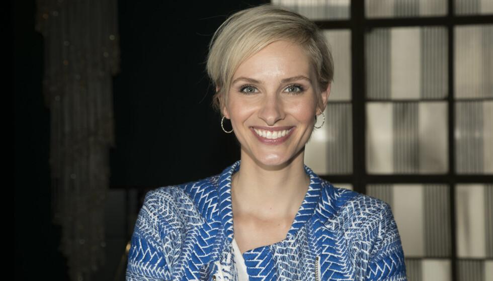 <strong>PRIORITERING:</strong> Anne Rimmen har lagt det sosiale livet på vent, og velger heller å fokusere på mammarollen. Foto: Morten Eik/ Se og Hør