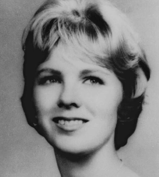 MISTET LIVET: Mary Jo Kopechne døde i bilen der Ted Kennedy satt bak rattet. Foto: NTB Scanpix