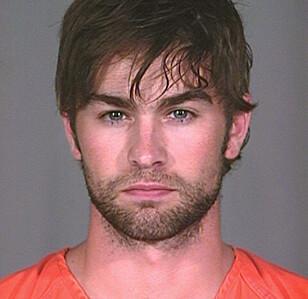 <strong>MUG SHOT:</strong> Etter å ha blitt arrestert for besittelse av marihuana i 2010, ble Crawford løslatt etter bare noen timer. Foto: NTB Scanpix